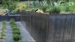 Steel Planters by JXC Landscaping (6)