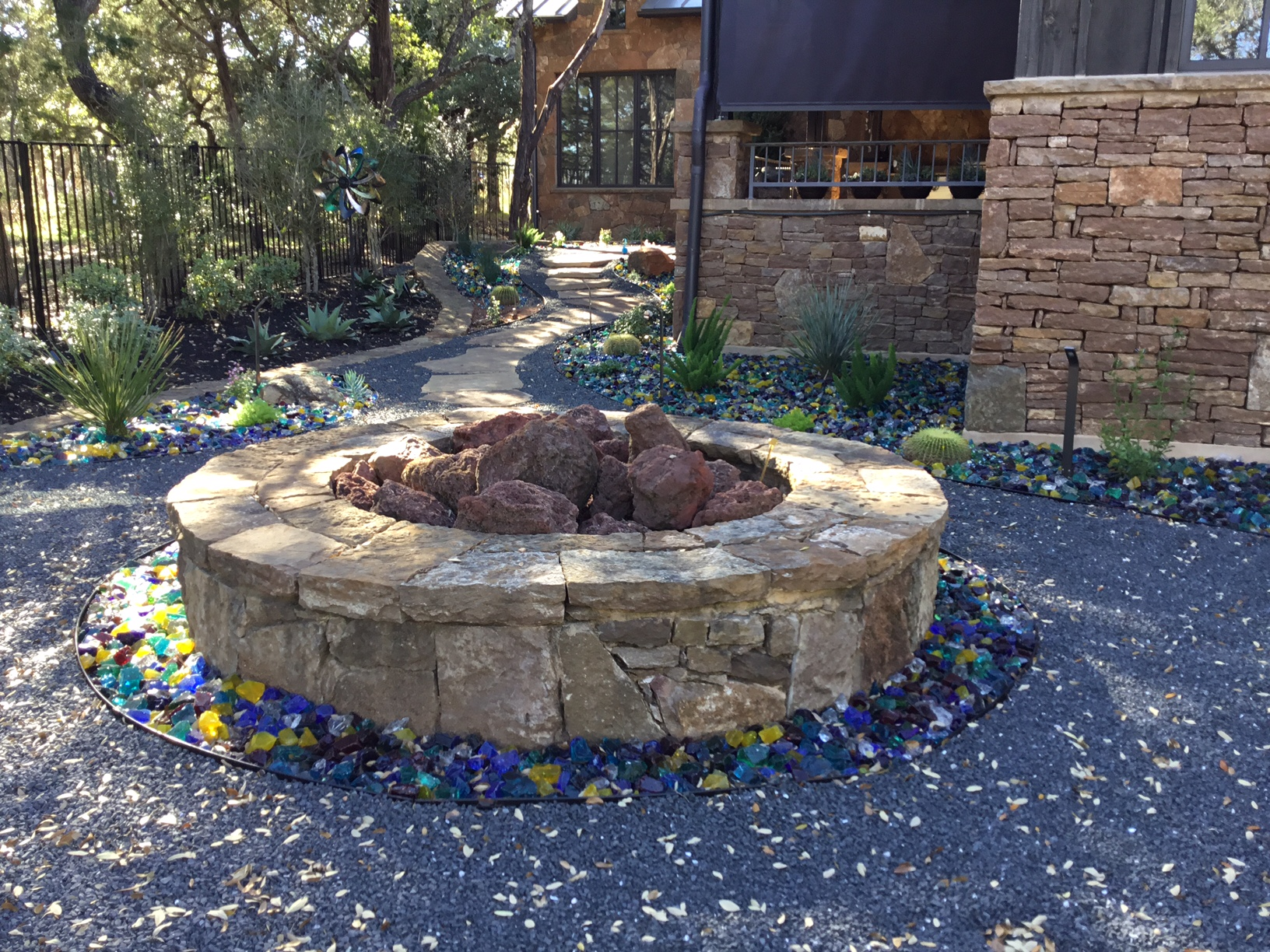 Glass Rock Design JXC Landscaping (9)