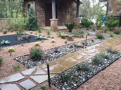 Modern, Drought Tolerant, Landscape  Glass Garden by JXC Landscaping (22)