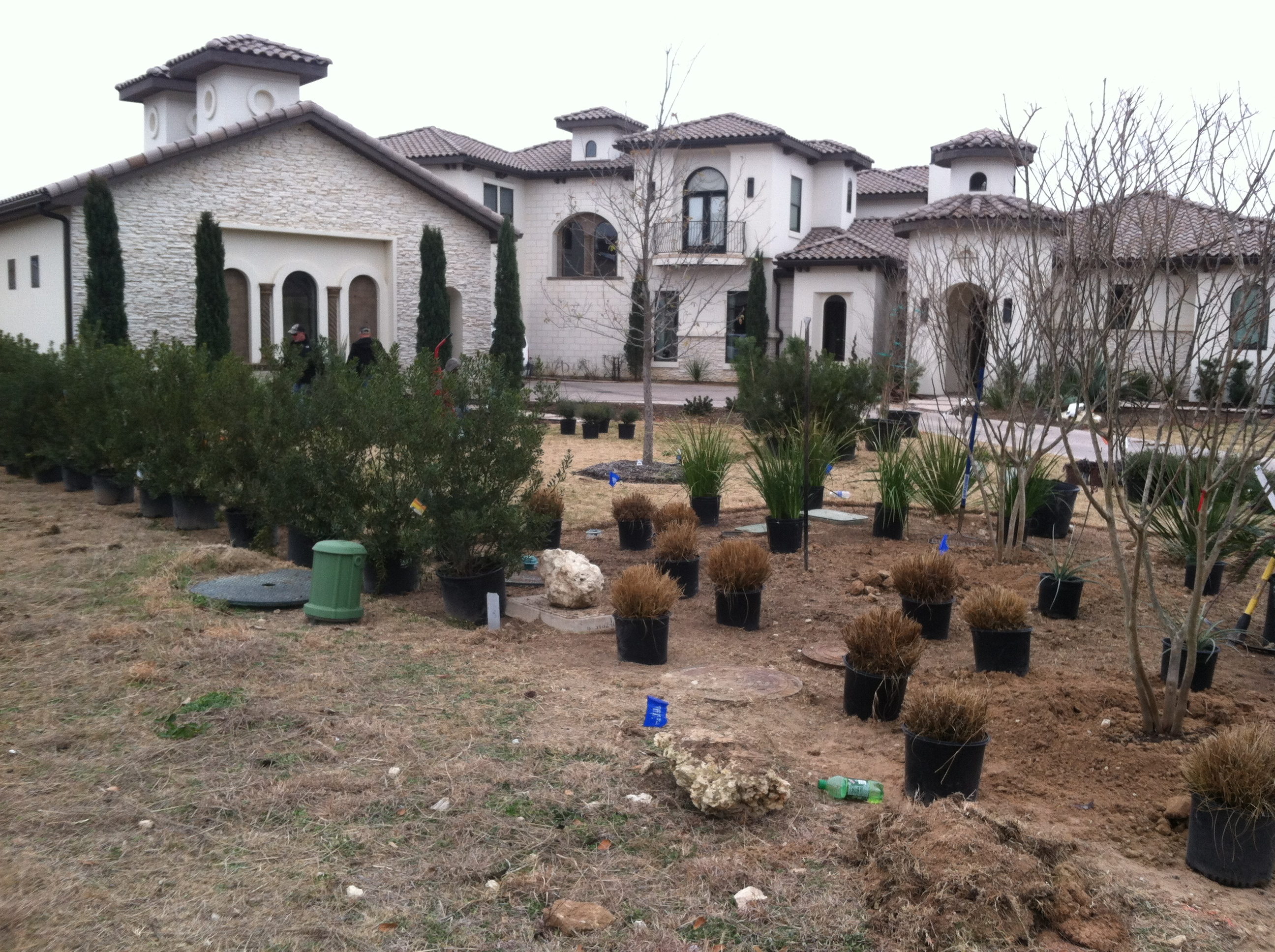 JXC Landscaping Renovation Rough Hollow, Lakeway TX (1)