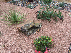 Modern, Drought Tolerant, Landscape  Glass Garden by JXC Landscaping (25)