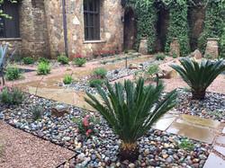 Modern, Drought Tolerant, Landscape  Glass Garden by JXC Landscaping (15)