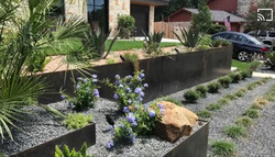 Steel Planters by JXC Landscaping (5)