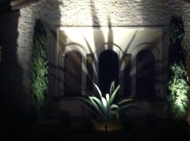 Landscape Lighting Rough Hollow, Lakeway Texas 10