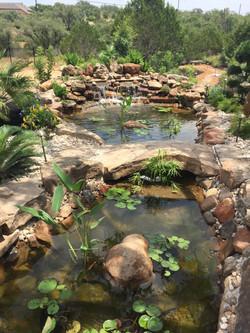 JXC Landscaping Koi Pond Installation Bella Montagna Lakeway TX (9).jpg
