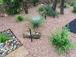 Modern, Drought Tolerant, Landscape  Glass Garden by JXC Landscaping (9)