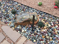 Modern, Drought Tolerant, Landscape  Glass Garden by JXC Landscaping (18)