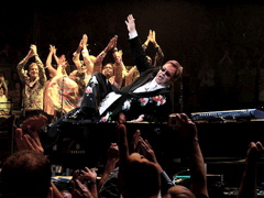 VOA w/Sir Elton John in Concert