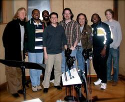 VOA Male Vocalist w/EJ Band
