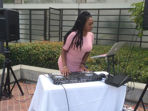 DJ Margo: First Wedding Ceremony