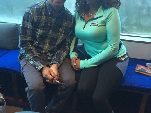 Bucketlist: Meeting Russell Simmons