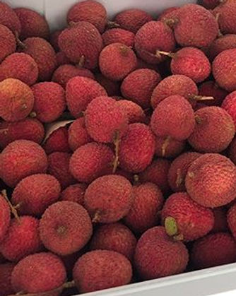 Freshly picked Lychees are ready for you