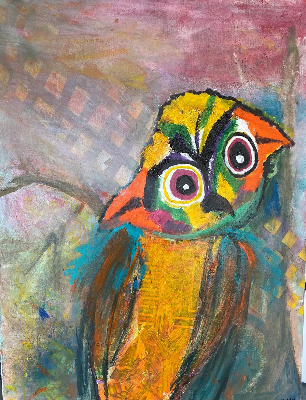 Large Owl