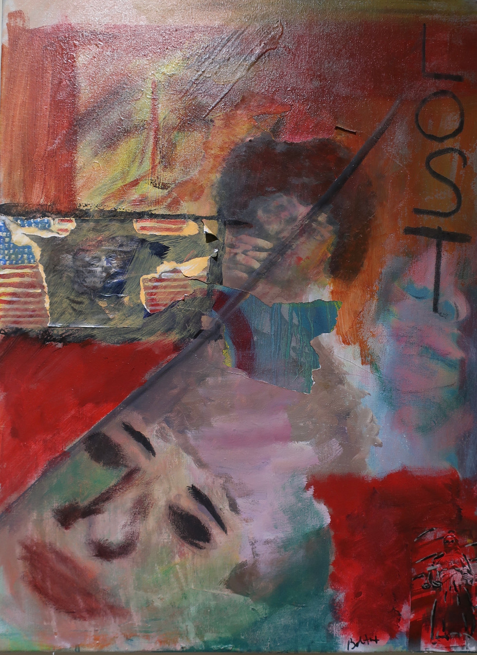 Angela Davis / Lost