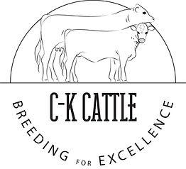 C-K Cattle Logo