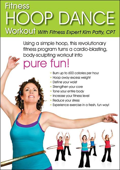 Fitness Hoop Dance Workout DVD