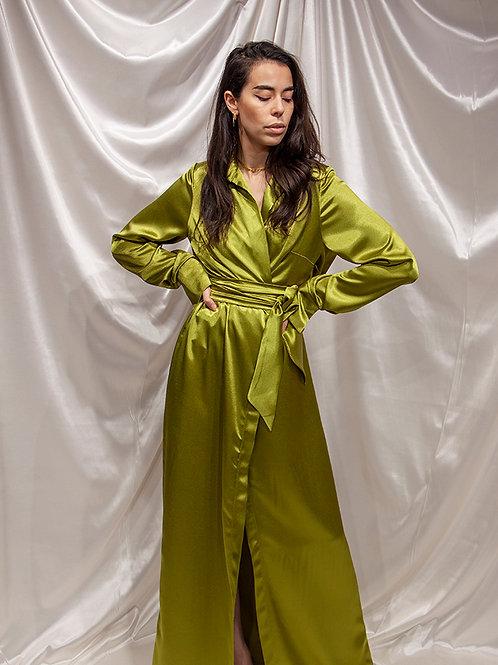 EEDEN ALBA DRESS Green