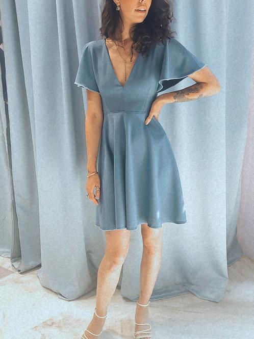Victory Dress Blue