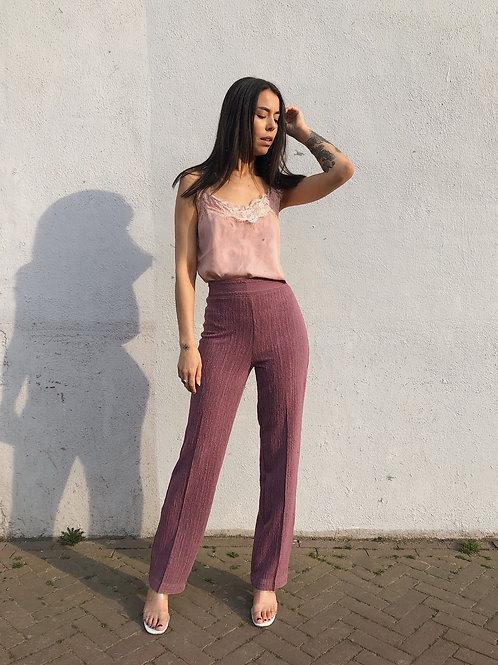 Thrift Pants Pink