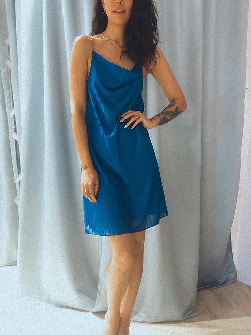 IZZY dress blue