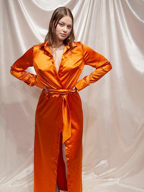 EEDEN ALBA DRESS Orange