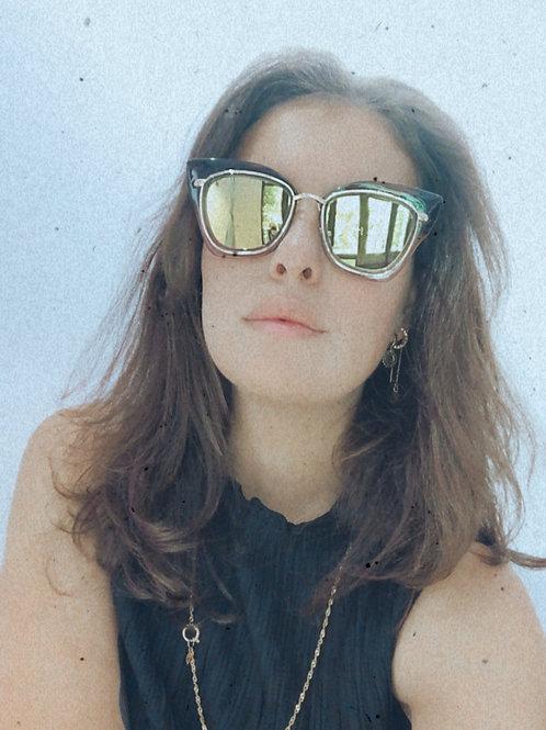 Sunglasses Diva Yellow