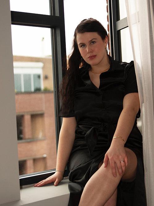 ALBA Dress Black