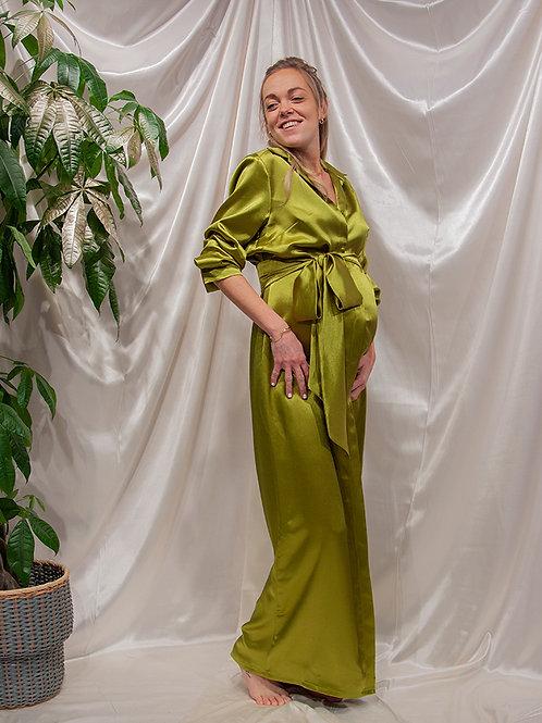 EEDEN MAMA ALBA DRESS Green