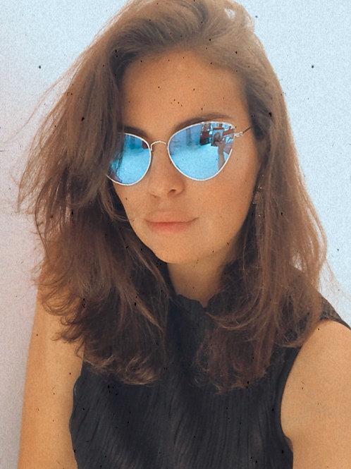 Sunglasses Blue Eye