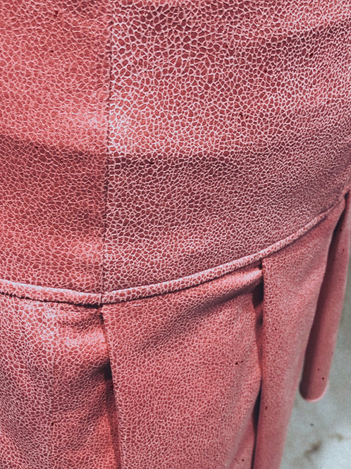 Thrift Skirt Cherry Pink