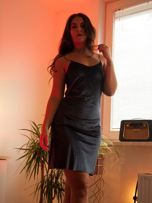 LOÏS Velvet dress