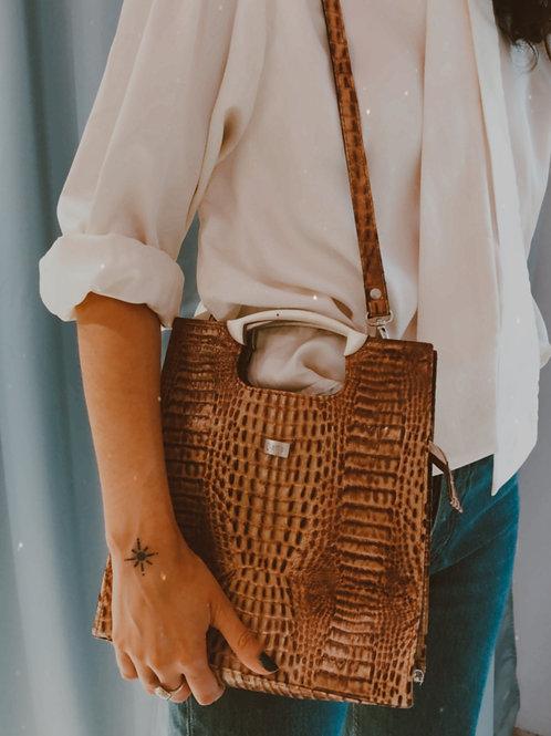 Vintage Snake Bag
