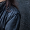 Thumbnail: VINTAGE LEATHER JACKET SHOULDERPADS