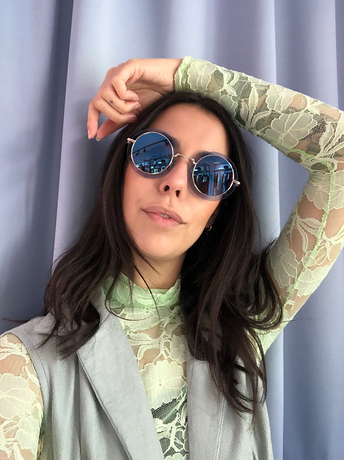 LSD Retro Sunglasses