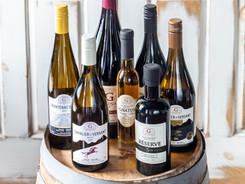 Nos vins au Domaine