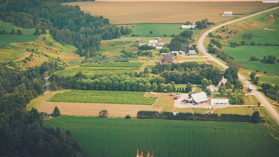 vue-aerienne-domaine-vin-gelinas-maurici