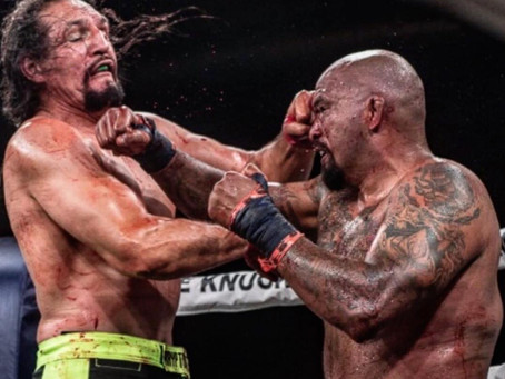 BKFC Fighters share New Year's Resolutions