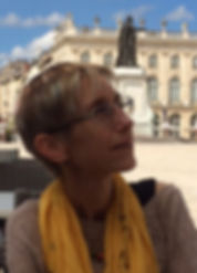 Justine Hopkins Art History lecturer and Writer: Place Stanislas, Nancy