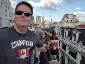 Buenos Aires Selfie