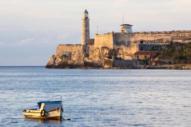 Havana Harbor Lighthouse