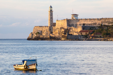 Havana Harbor Lighthouse