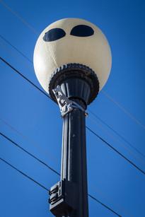 Roswell Street Lamp