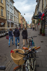Krakow Street Scene