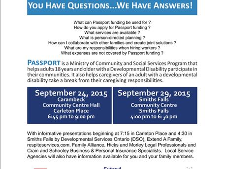 Save The Date-Passport Funding