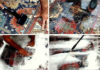 Hand-wash-rug-cleaning | Virginia Beach | RVA Wahi Fine Rugs