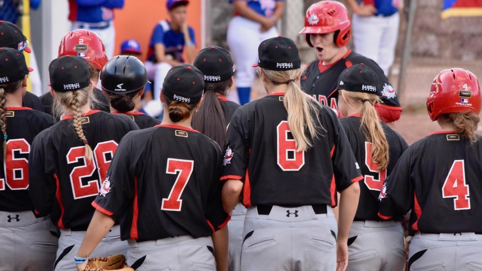 Girls Baseball - Baseball Canada