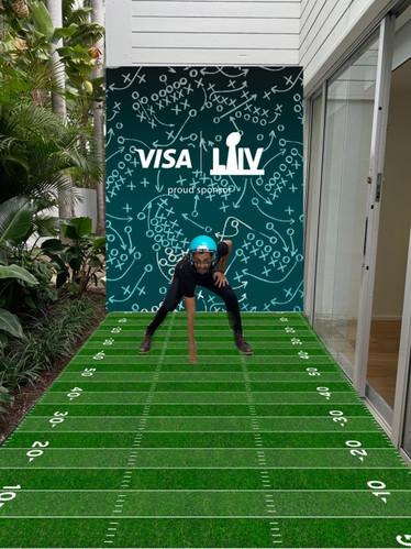 Visa SBLIV Shoreclub Photop Op (Design).