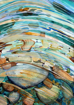 tidal distortion