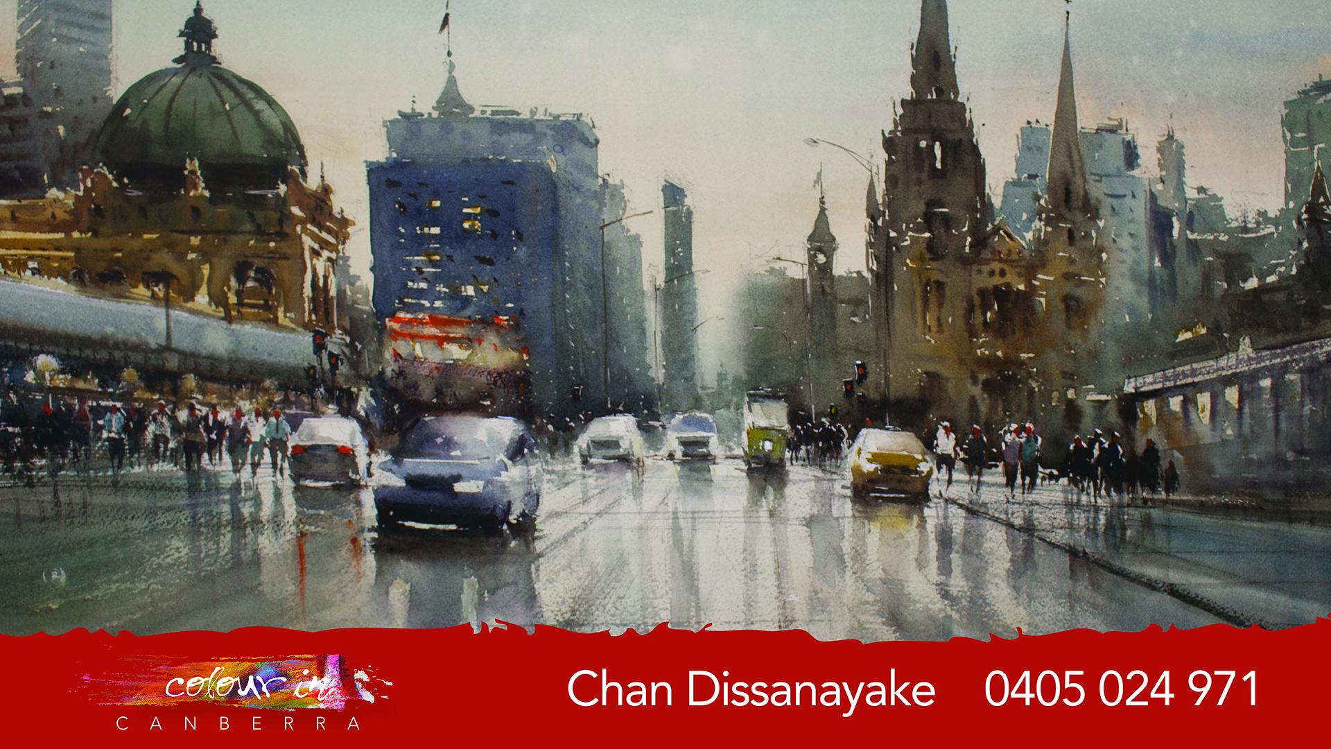 Chan Dissanayake
