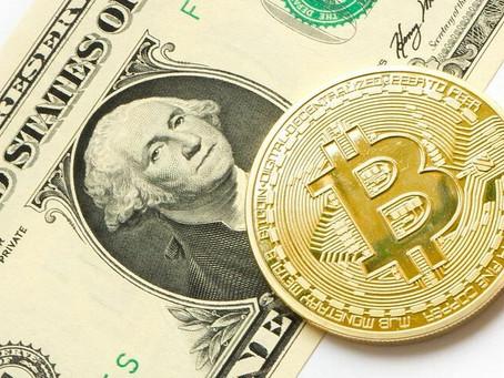 Bitcoin sube un 48% desde mínimos para volver a niveles de mayo